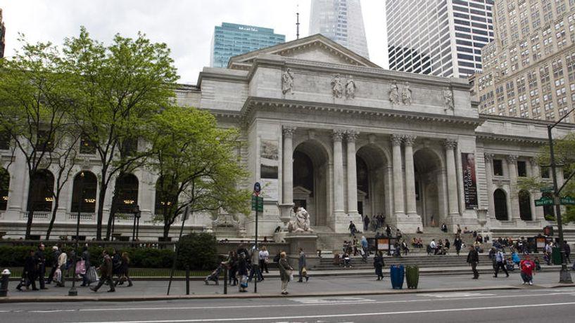 Нью-Йоркийн нийтийн номын сангийн 300 мянган номыг үнэгүй унших боломжтой