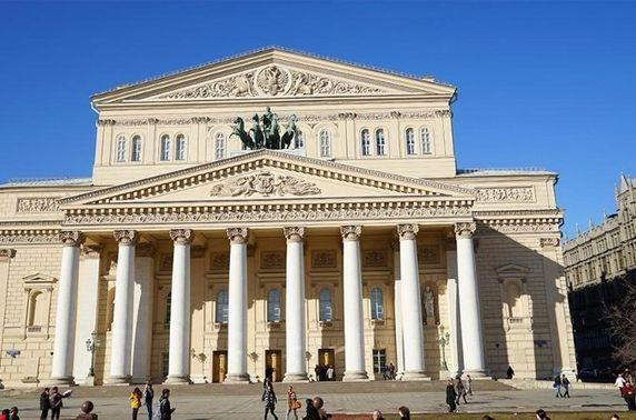 Москвагийн Их театрын онлайн үзвэр өнөөдөр эхэлнэ