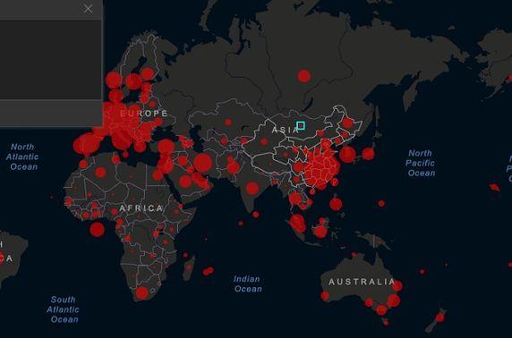 COVID-19: Халдвар аваагүй 21 орон, 16 арал үлджээ