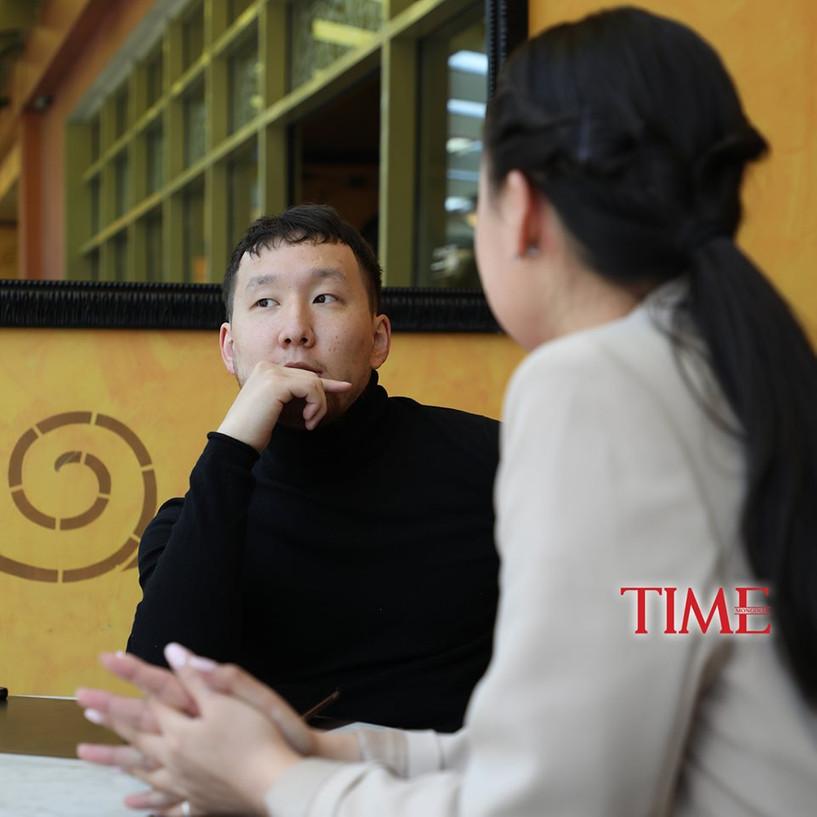 Н.Бэлгүүнтэй: Амараг Монголын хамгийн анхны нэг сая дагагчтай модель болгоно