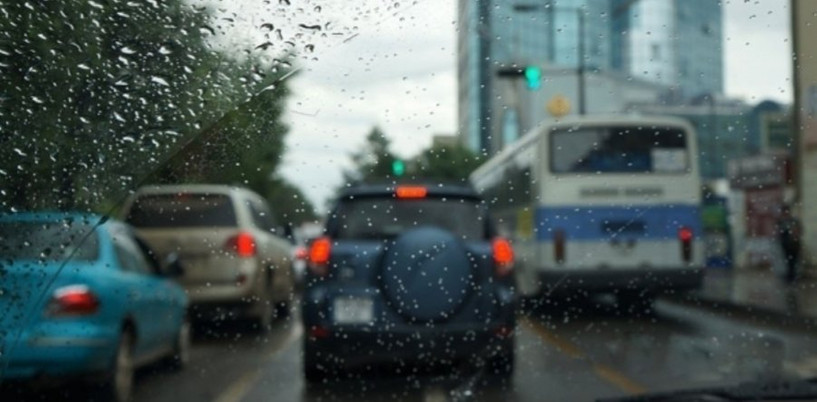 Улаанбаатарт өдөр бага зэргийн бороо орно