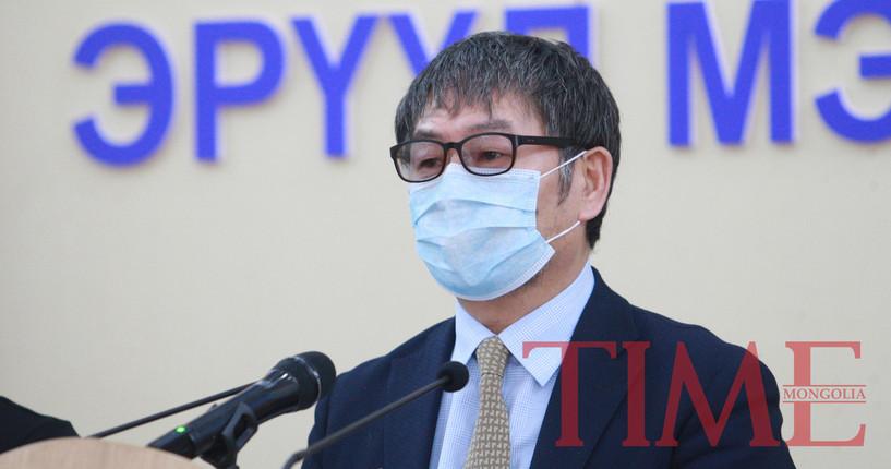 Д.Нямхүү: Нэг оюутны давтан шинжилгээнээс коронавирус илэрлээ