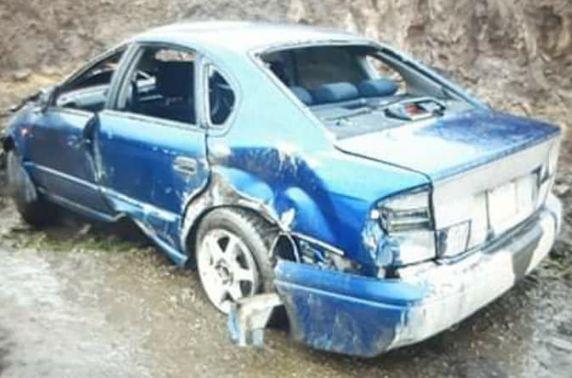 Согтуу жолоочтой тээврийн хэрэгсэл осолдож, бага насны хоёр хүүхэд цонхоор шидэгджээ