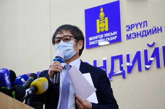 Д.Нямхүү: Дөрвөн оюутан, нэг тээврийн жолоочоос халдвар илэрлээ