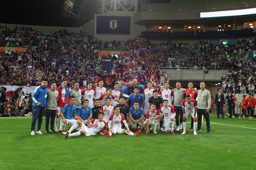 Монголын шигшээ баг Японы багийг аравдугаар сард нутагтаа хүлээн авна