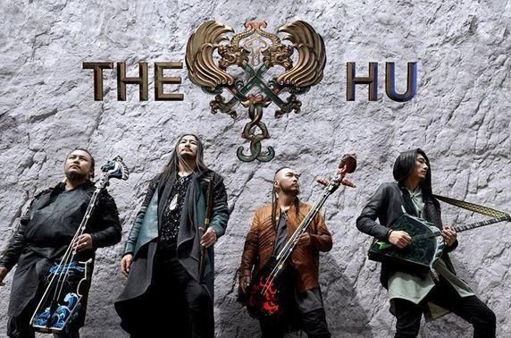 """""""The Hu"""" хамтлаг ШИНЭ ГИШҮҮНТЭЙ болжээ"""