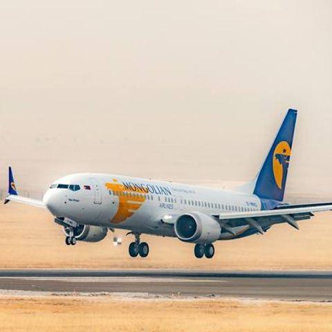 Өнөө өглөө Улаанбаатараас Сөүл рүү хөөрсөн онгоц Бээжинд ослын буулт хийжээ