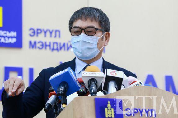 Д.Нямхүү: Таван хүнээс коронавирус илэрч, зургаан хүн эдгэрлээ