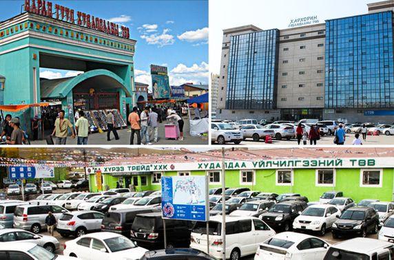 Наадмын өдрүүдэд Нарантуул, Хархорин, Да хүрээ зэрэг худалдааны төвүүд амарна