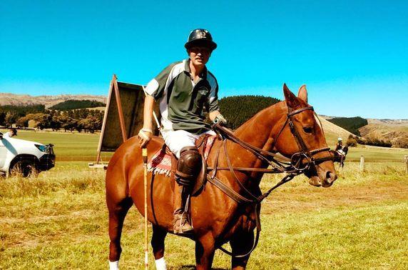 О.Рэнцэншарав: Морин поло спорт монгол хүүхдэд яг тохирно