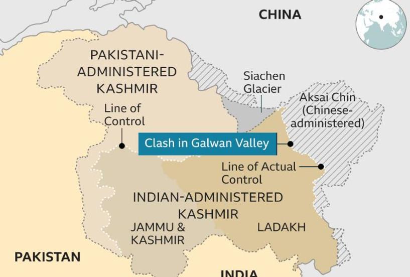 Энэтхэг, Хятадын хилийн мөргөлдөөн: Түншилт