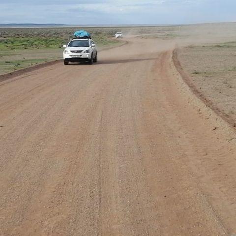 Сайншанд-Хамарын хийд чиглэлд тээврийн хэрэгслүүд түр замаар зорчиж эхэллээ
