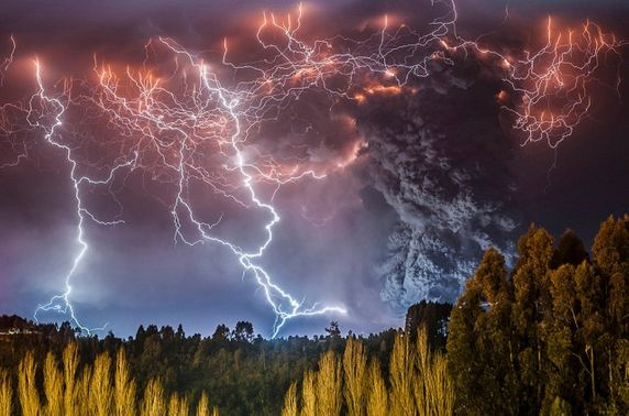 Дуу цахилгаантай, аадар бороо орсны улмаас аянга бууж хээрийн түймэр гарчээ