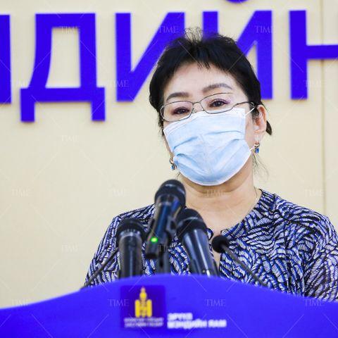 Д.Нарангэрэл: Цэргийн төв эмнэлэгт байгаа 71 хүнээс нэг нь эрчимт эмчилгээний тасагт байна