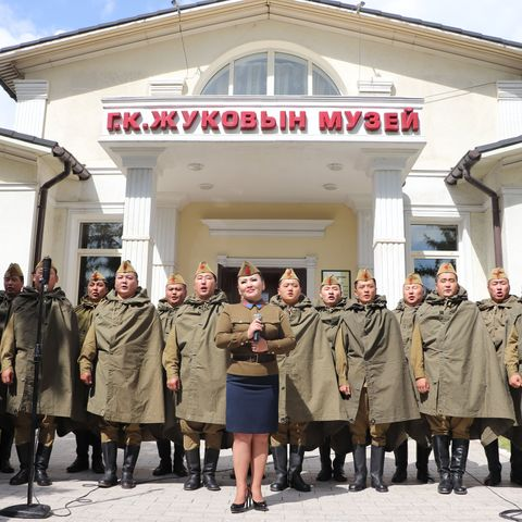 """""""Монгол цэргийн нэгдсэн холбоо""""-ны салбар Увс аймагт байгуулагдав"""