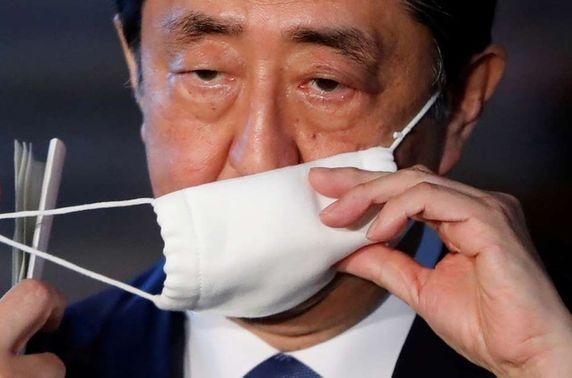 Абэ Шинзо эрүүл мэндийн шалтгаанаар ажлаа өгнө