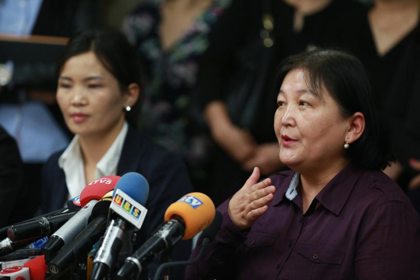 М.Сарантуяа: Теле хичээлийн явцад Монголд дохионы хэлэнд шинэчлэлт хийх шаардлагатай болсныг ойлголоо