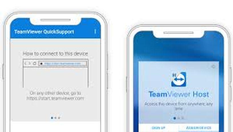 TeamViewer-ээ шинэчилье