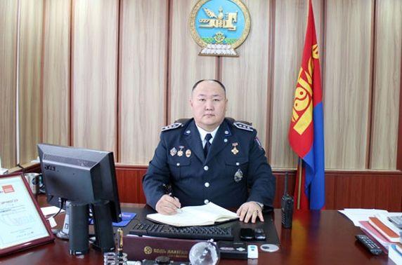 Дорноговийн цагдаагийн даргыг Сүлд чуулгын даргаар томилжээ