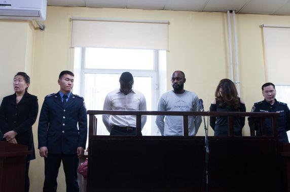 Хар тамхины хэрэгт холбогдсон Нигери иргэнийг цагдан хорьж байна