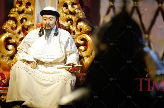 """""""Хубилай хаан ба Монгол жанжид"""" үзэсгэлэнгийн нээлт боллоо"""