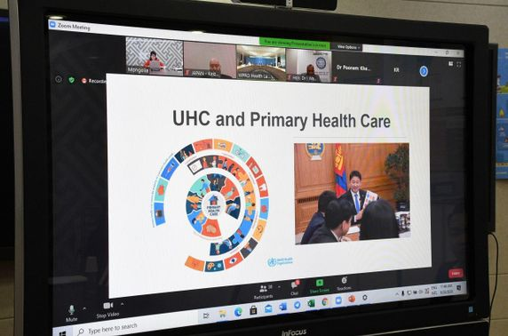 Ази, Номхон далайн бүс нутгийн орнуудын парламентын гишүүдийн хуралд УИХ-ын гишүүд цахимаар оролцлоо