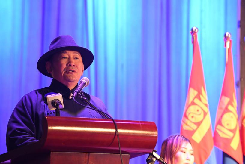 Ерөнхийлөгч Х.Баттулга Орхон, Сэлэнгэ, Дархан-Уул аймгийн иргэдтэй уулзана