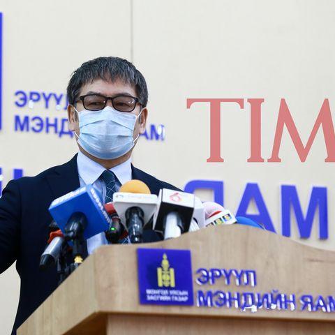 Д.Нямхүү: Халдвар илрээгүй, найман хүн эмчлүүлж байна