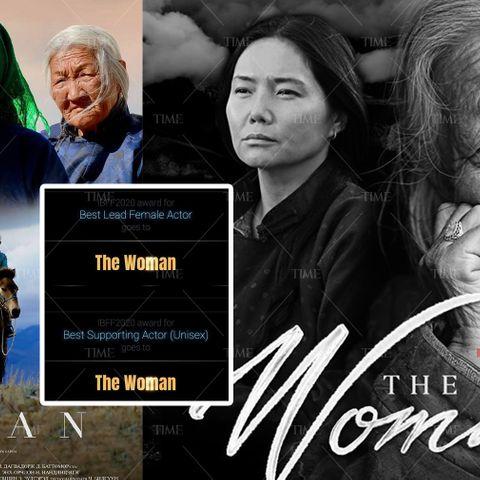 Их Британийн кино наадмаас жүжигчин Ч.Ундрал, Т.Борхүү нар шагнал хүртлээ