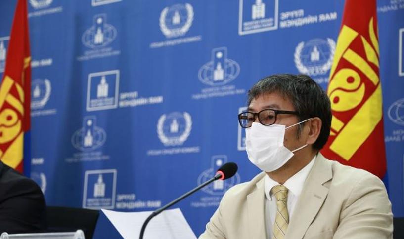 Д.Нямхүү: 879 хүний сорьцод шинжилгээ хийхэд коронавирус илрээгүй