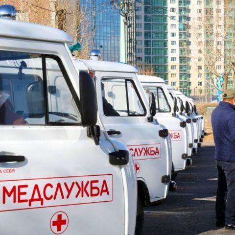 Улсын тусгай хамгаалалттай 16 суманд түргэн тусламжийн машин олголоо