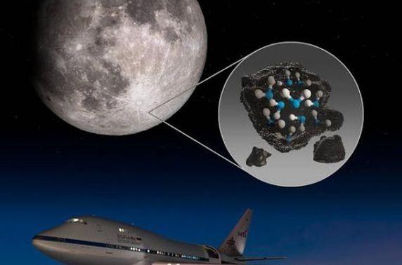 НАСА саран дээр ус байгааг илрүүллээ