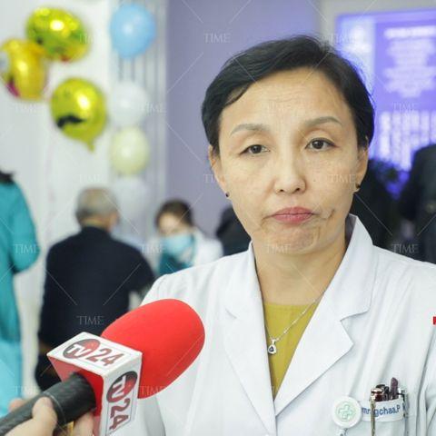 П.Дуламрагчаа: 25-аас дээш насны дөрвөн хүн тутмын нэг нь цус харвах эрсдэлтэй
