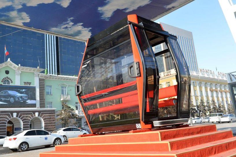 Улаанбаатарт нэвтрүүлэх дүүжин тээврийн бодит түүх