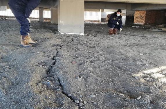 Хөвсгөл аймгийн Ханх суманд өнөөдөр дөрвөн удаагийн газар хөдлөлт болжээ