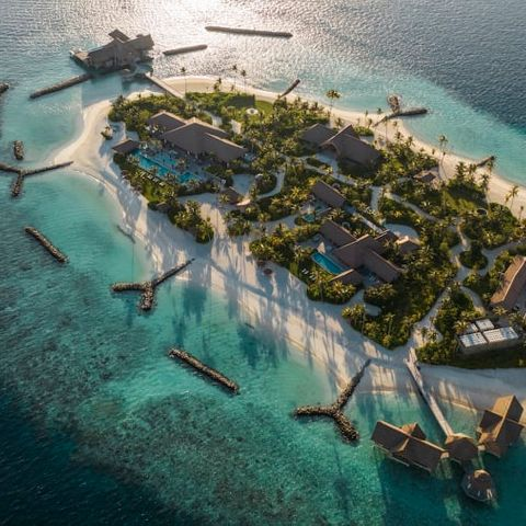 Мальдивын хувийн аралд нэг хоноход 80 мянган ам.долларын үнэтэй