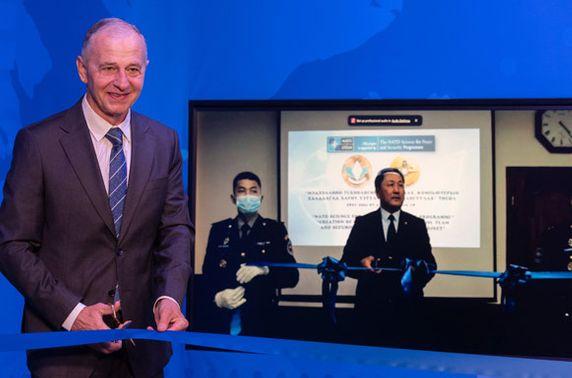 НАТО-гийн Монгол Улсын кибер аюулгүй байдлыг хамгаалахад чиглэсэн төсөл хэрэгжиж дууслаа