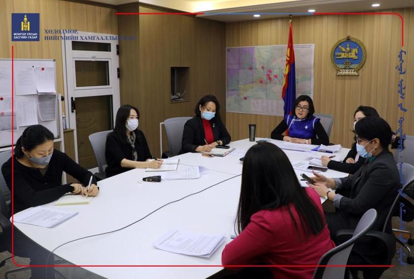 ХНХЯ, Азийн хөгжлийн банк хөдөлмөр, нийгмийн хамгааллын чиглэлд хамтарна