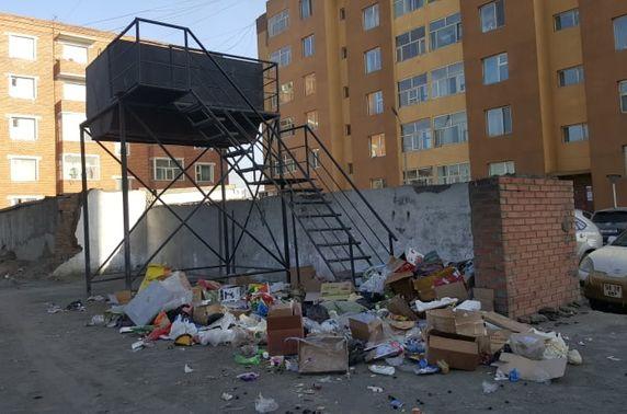 Баянгол, Баянзүрх, Сонгинохайрхан дүүрэгт ил задгай үүссэн 144 тонн хог хаягдлыг ачиж, цэвэрлэжээ