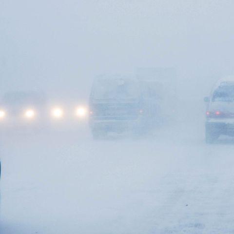 Өнөөдөр ихэнх нутгаар цас орж, цасан шуурга болохыг анхааруулж байна