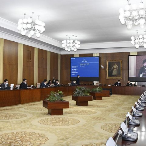ЭЗБХ:Банкны тухай хуульд нэмэлт, өөрчлөлт оруулах тухай хуулийн төслийн эцсийн хэлэлцүүлгийг хийжээ