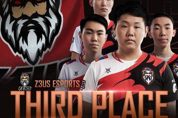 "Монголын Zeus баг ""PUBG Mobile Global Championship""-д 3-р байрт шалгарлаа"