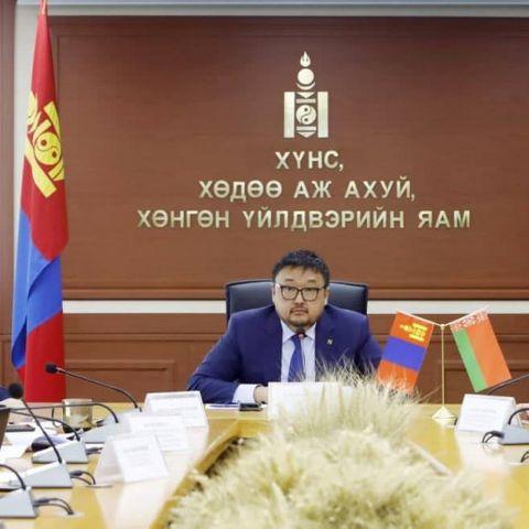 Хаврын тариалалтад шаардлагатай 4.5 сая еврогийн тоног төхөөрөмжийг Беларусь улсаас нийлүүлнэ