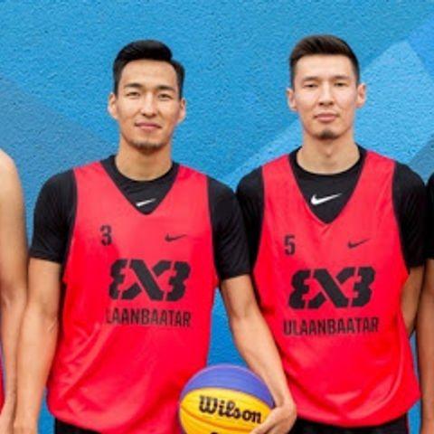 Монголын 3x3 сагсан бөмбөгийн шигшээ баг олимпын эрхийн төлөө тоглоно