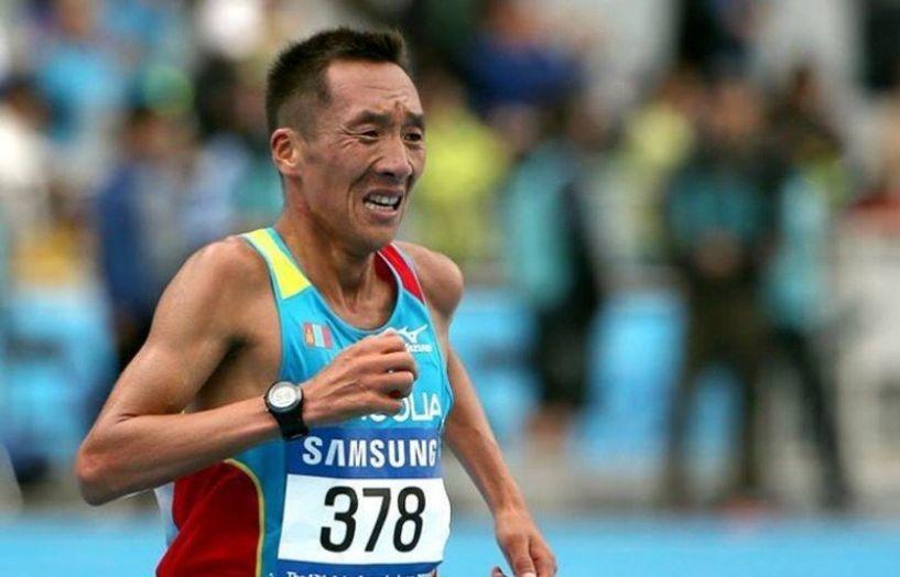 """Марафонч Б.Сэр-Од """"Токио-2020"""" олимпод оролцох болзлыг хангалаа"""