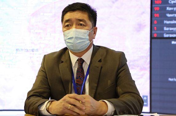Б.Бямбадорж: Улаанбаатарын голомтолсон халдвартай бүсээс орон нутгийн эрүүл бүс рүү халдвар зөөх эрсдэл өндөр байна