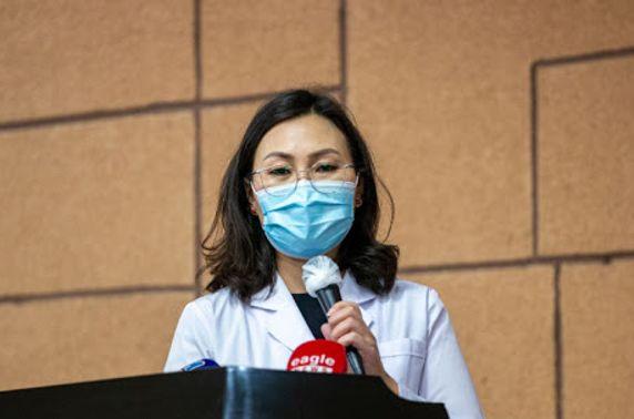 О.Дашпагма: Хувийн эмнэлгийн ажилчид харьяа дүүрэгтэй хандаж дархлаажуулалтад хамрагдах шаардлагатай байна