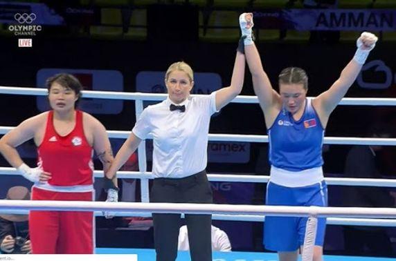 Монгол эмэгтэй боксчин анх удаа Олимпт оролцоно