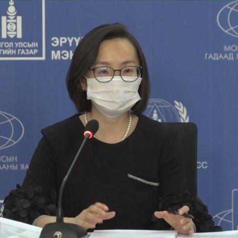 Л.Энхсайхан: Вакцинаас болж нас барах болон саажилт үүссэн тохиолдол бүртгэгдээгүй