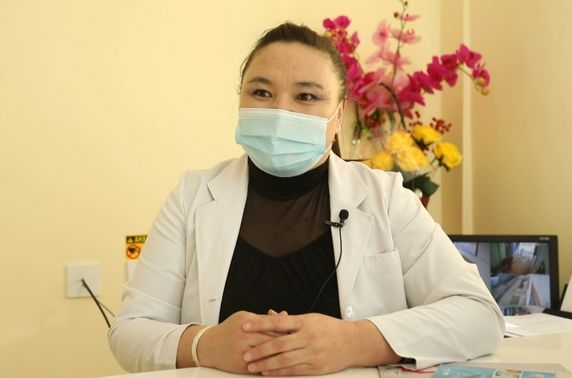 Г.Мядагханд: Аавыгаа өвчнөөр алдсанаас хойш сайн эмч болохыг л хүсдэг болсон